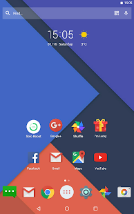 Solo Launcher-Clean,Smooth,DIY- screenshot thumbnail