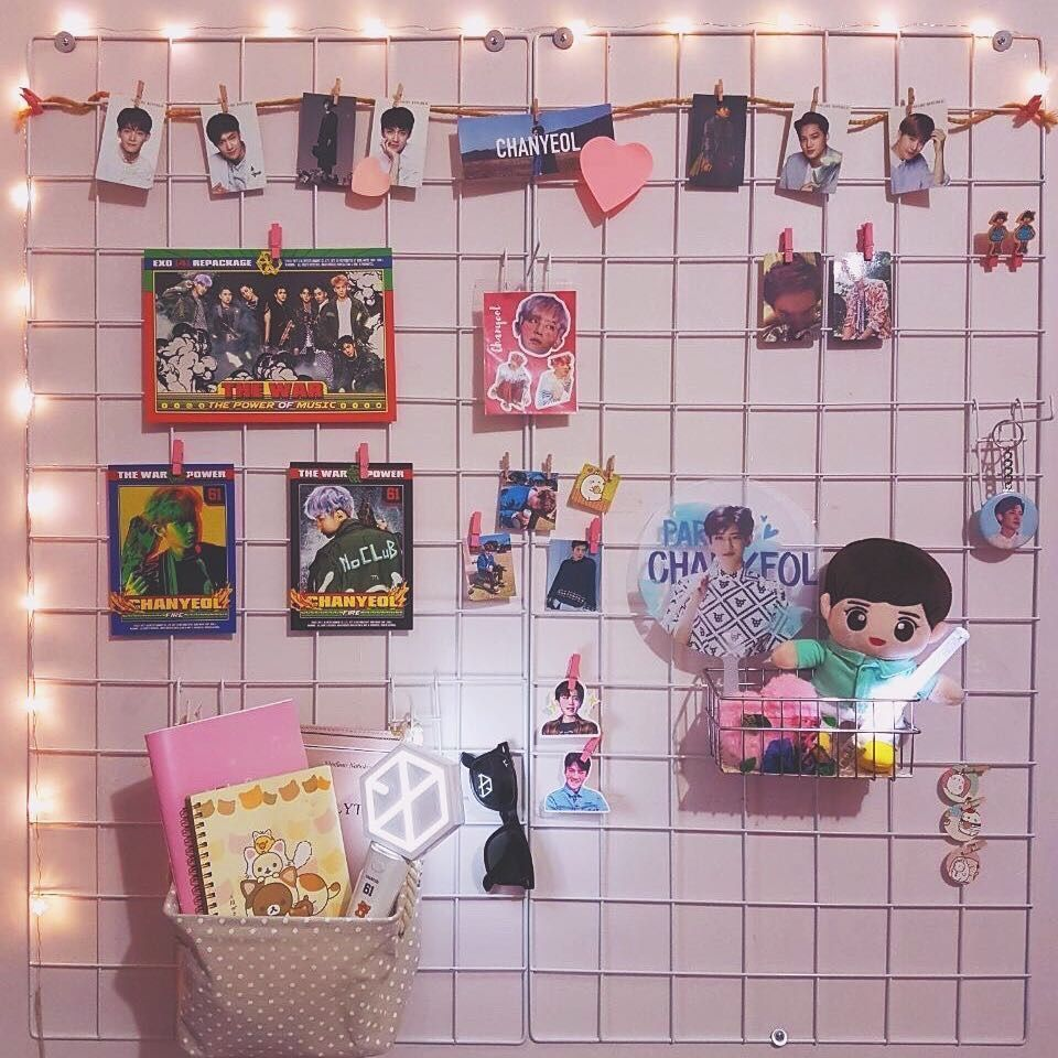 Here Are 6 Ways To Create Your Dream K-Pop Aesthetic Room ...