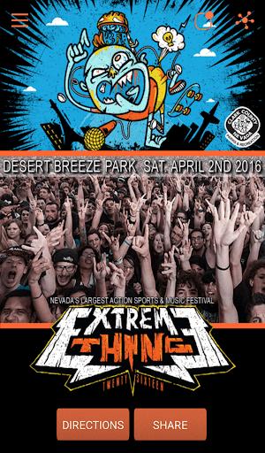 Extreme Thing 2016 - Las Vegas