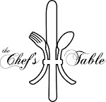 Logo for The Chef's Table