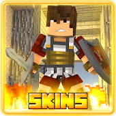 Tải Game Battle Skins for Minecraft PE