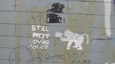 Photo: Stencil: Unknown Artist