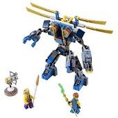 Ninja Toys Minifigures