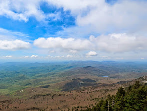 Photo: View South towards Linville Gorge