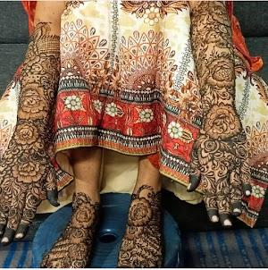 8+ New Khafif Mehndi Designs Weddings 2021