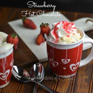 Strawberry Hot Chocolate Recipes
