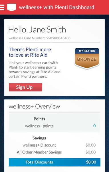 Rite Aid Pharmacy - screenshot