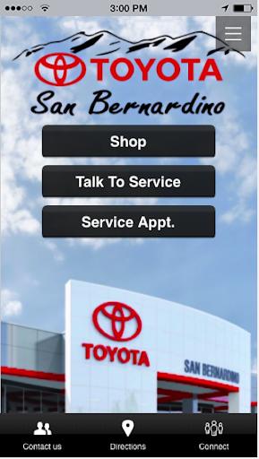 玩免費遊戲APP|下載Toyota of San Bernardino app不用錢|硬是要APP