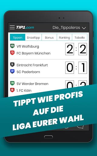 TIP1.com Tippspiel-App  screenshots 10