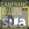 Canfranc - Valle del Aragón 1.25 000 icon