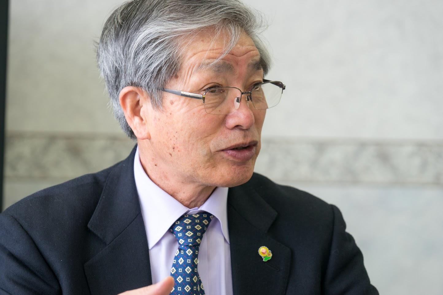 黒千石事業共同組合・高田幸男 理事長
