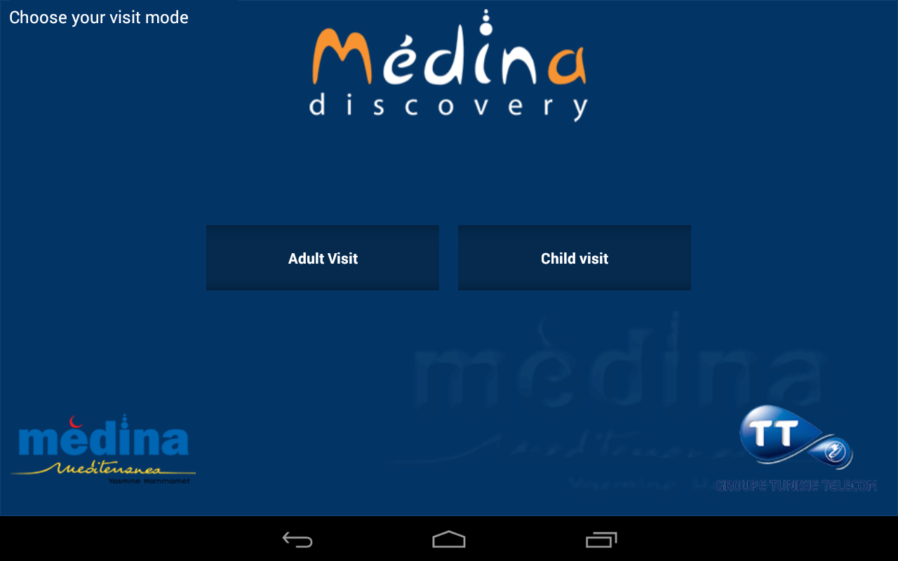 Medina Discovery- screenshot