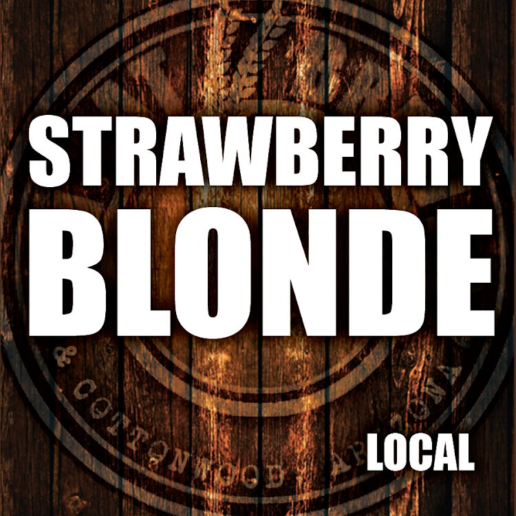 Logo of THAT Strawberry Blonde