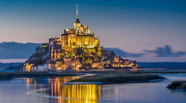Monte Saint Michel