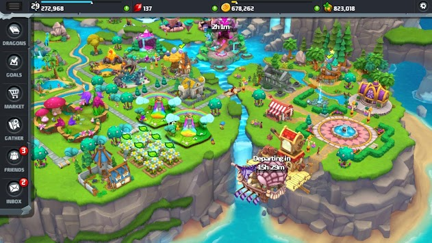 DragonVale दुनिया APK screenshot thumbnail 18