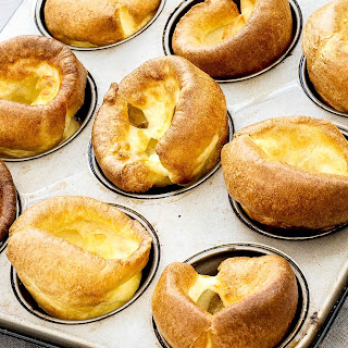 Simply The Best Yorkshire Puddings.