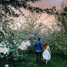 Fotografo di matrimoni Darya Kukushkina (KukushkinaDari). Foto del 14.05.2018