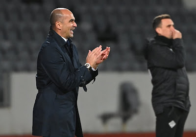 """La """"principale satisfaction"""" de Roberto Martinez après la victoire des Diables contre la Suisse"""