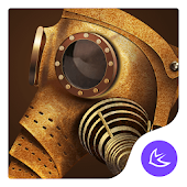 Steampunk theme