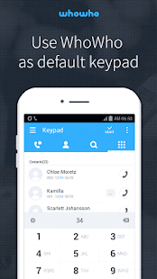 whowho - Caller ID & Block- screenshot thumbnail