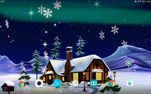 Northern Lights Live Wallpaper- screenshot thumbnail