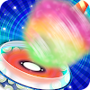 Rainbow Cotton Candy Maker - Süße Zuckerwatte APK
