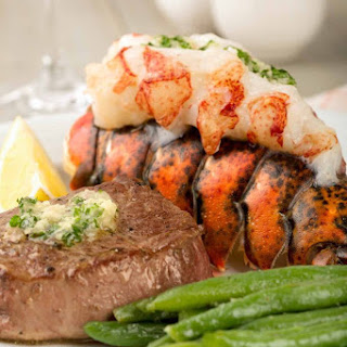 Surf and Turf Dinner for Two.