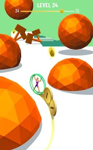 Coin Rush Mod APK (No Ads/ Unlimited) for Android 3