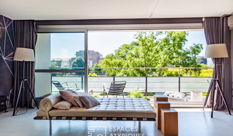 Appartement avec terrasse Mulhouse