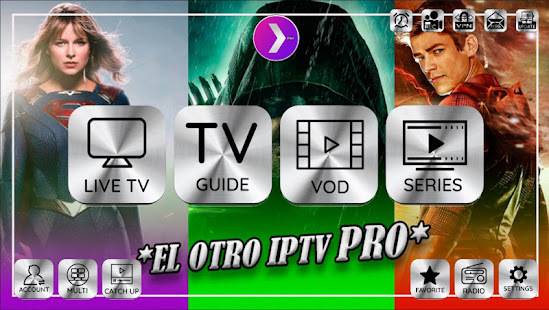Download EL OTRO IPTV PRO For PC Windows and Mac apk screenshot 2