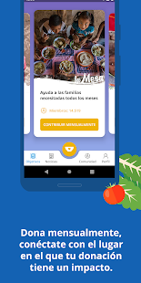 ShareTheMeal: Dona a una buena causa Screenshot