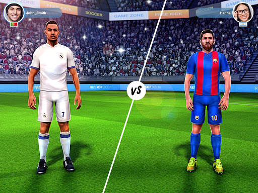 FreeKick PvP Football 1.2.1 gameplay | by HackJr.Pw 6
