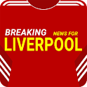 Breaking News for Liverpool icon