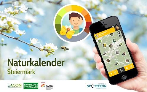 Naturkalender Steiermark | SPOTTERON - náhled