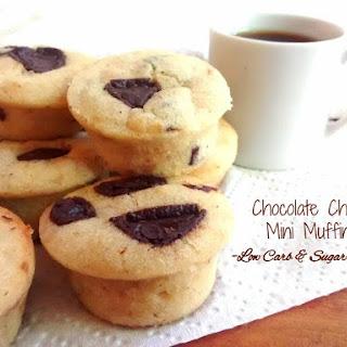 Chocolate Chunk Mini Muffins