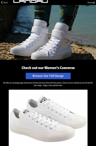 Landau Fashion Footwear Blog screenshot 8