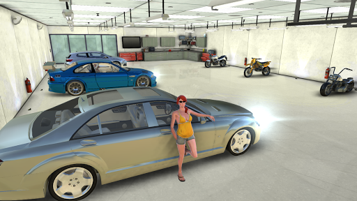 Benz S600 Drift Simulator 1.2 screenshots 1