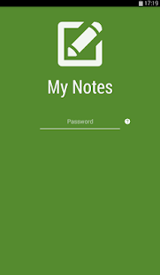 My Notes - Notepad- screenshot thumbnail