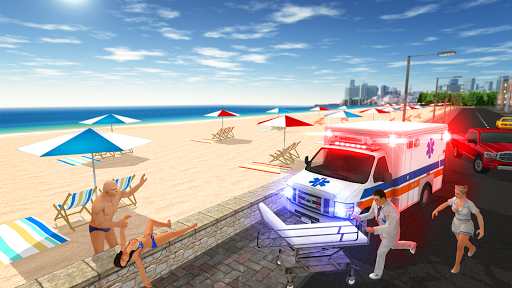 Ambulance Game 2016|玩模擬App免費|玩APPs