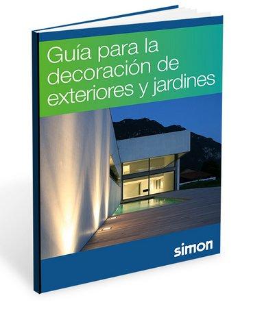 guía decoración exteriores y jardines