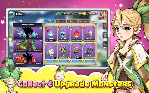 Puzzle Monster - screenshot