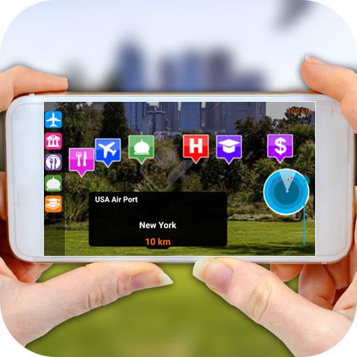 AR Location Compass (app)