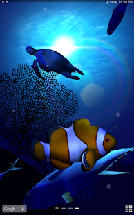 Ocean Blue 3D- screenshot thumbnail