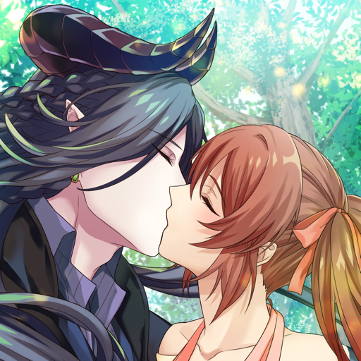 Baixar WizardessHeart - Shall we date Otome Anime Games para Android