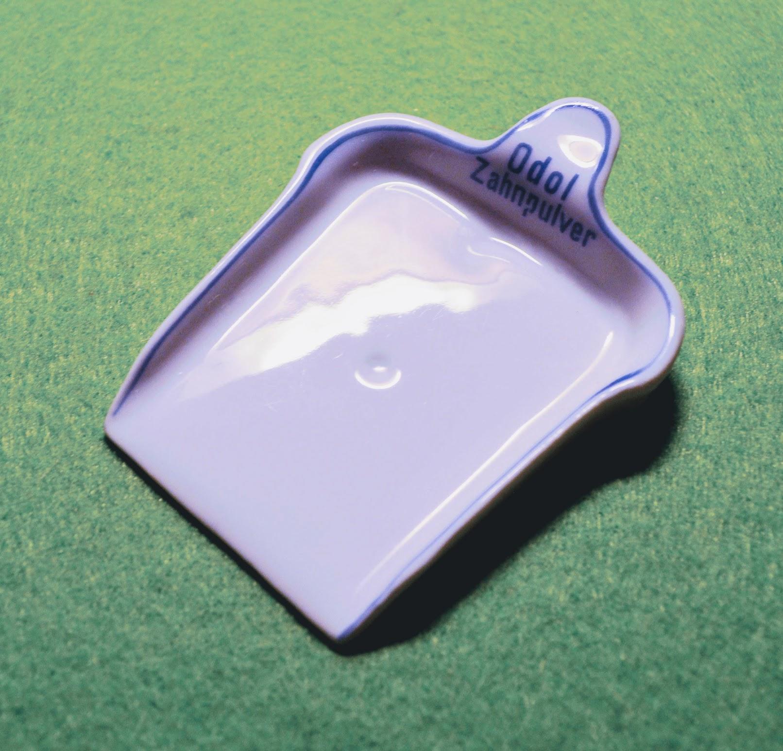 hin und her, hin und her, Zähneputzen ist nicht schwer - Odol Zahnpulver