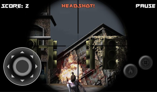 Sniper Shooter 3d apk screenshot