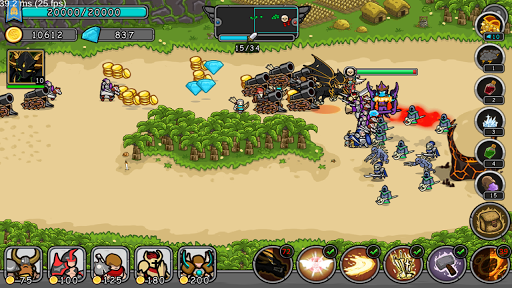 Frontier Wars: Defense Heroes - Tactical TD Game ss3