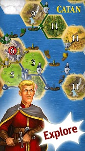 Catan- screenshot thumbnail