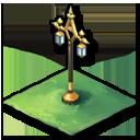 凱旋の街灯(バロック)
