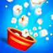 はじけるポップコーン(Popcorn Burst)